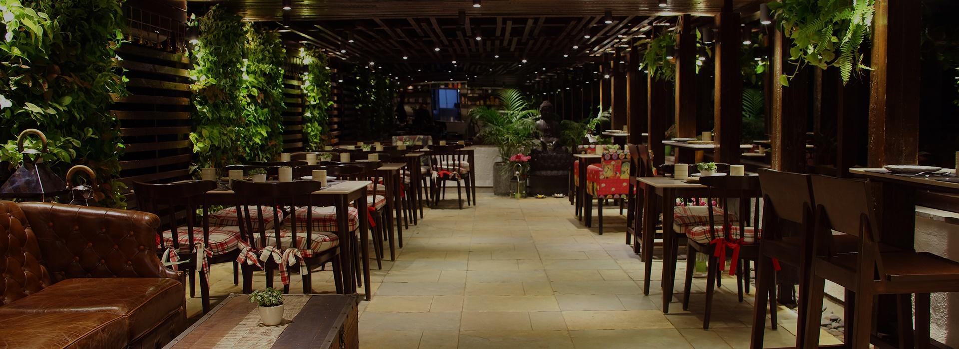 Paashh Organic Cafe | Cafes in Pune | Kalyani Nagar